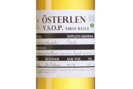 Österlen - VSOP First batch